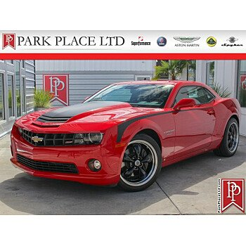 2010 Chevrolet Camaro SS Coupe for sale 101198246