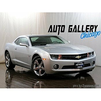 2010 Chevrolet Camaro LT Coupe for sale 101250813