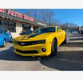 2010 Chevrolet Camaro SS Coupe for sale 101289539