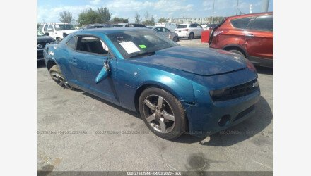 2010 Chevrolet Camaro LT Coupe for sale 101347228