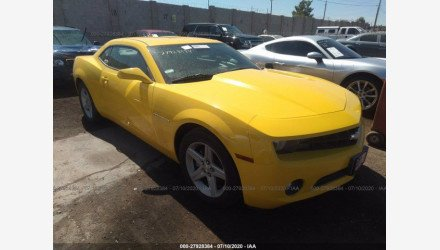 2010 Chevrolet Camaro LT Coupe for sale 101351255