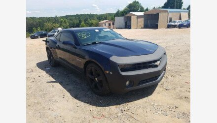 2010 Chevrolet Camaro LT Coupe for sale 101379825