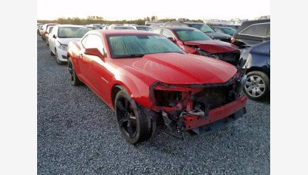 2010 Chevrolet Camaro LT Coupe for sale 101380392