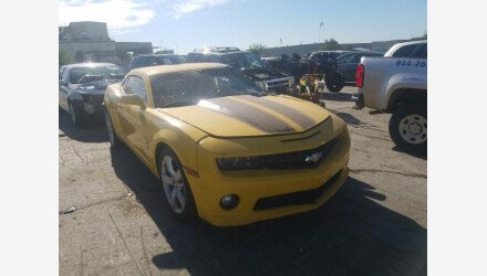 2010 Chevrolet Camaro SS Coupe for sale 101381059