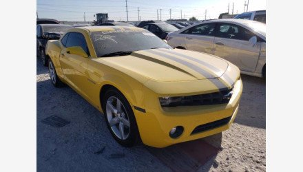 2010 Chevrolet Camaro LT Coupe for sale 101381455
