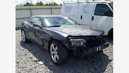 2010 Chevrolet Camaro LT Coupe for sale 101382250