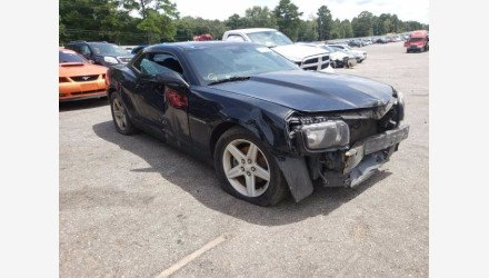 2010 Chevrolet Camaro LT Coupe for sale 101382350