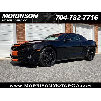 2010 Chevrolet Camaro SS Coupe for sale 101392730