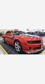 2010 Chevrolet Camaro SS Coupe for sale 101400231