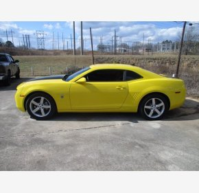 2010 Chevrolet Camaro LT Coupe for sale 101455176