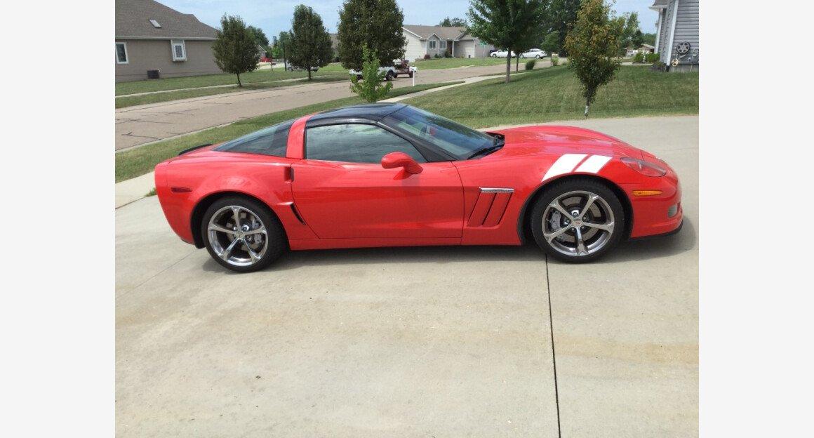 2010 Chevrolet Corvette Grand Sport Coupe for sale 100784598