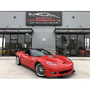 2010 Chevrolet Corvette ZR1 Coupe for sale 101104495