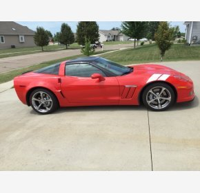 2010 Chevrolet Corvette Grand Sport Coupe for sale 100784598