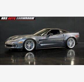 2010 Chevrolet Corvette ZR1 Coupe for sale 100966253