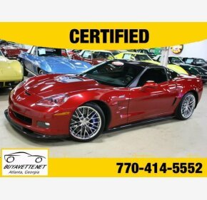 2010 Chevrolet Corvette ZR1 Coupe for sale 100974733