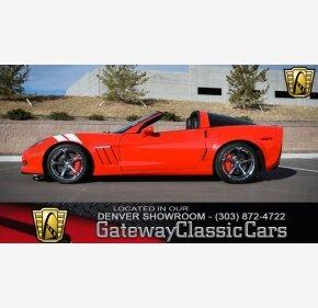 2010 Chevrolet Corvette Grand Sport Coupe for sale 100965445