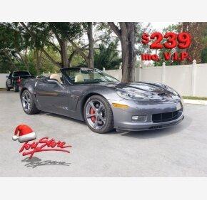 2010 Chevrolet Corvette Grand Sport Convertible for sale 101248004