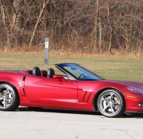 2010 Chevrolet Corvette Grand Sport Convertible for sale 101254252