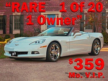 2010 Chevrolet Corvette Convertible for sale 101559526
