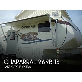 2010 Coachmen Chaparral for sale 300182561