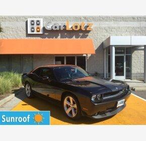 2010 Dodge Challenger SRT8 for sale 101024063