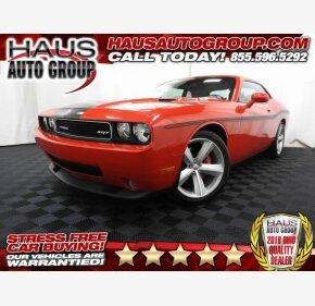 2010 Dodge Challenger SRT8 for sale 101217842