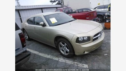 2010 Dodge Charger SE for sale 101123524