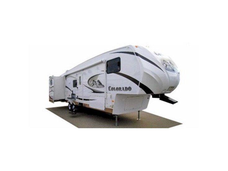 2010 Dutchmen Colorado 26RL-FW specifications