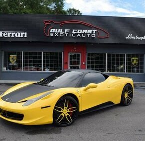 2010 Ferrari 458 Italia Coupe for sale 100880231