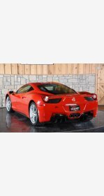 2010 Ferrari 458 Italia Coupe for sale 101059575