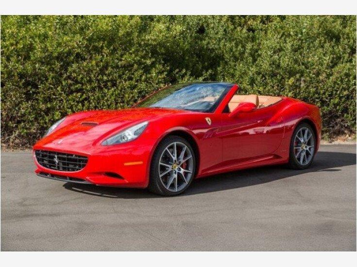 2010 Ferrari California For Sale Near Alsip Illinois 60803 Classics On Autotrader