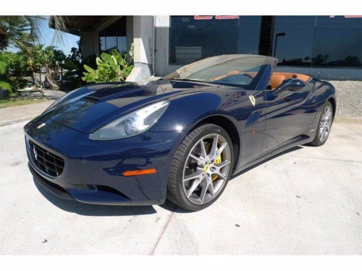 2010 Ferrari California for sale near Calverton, New York ...
