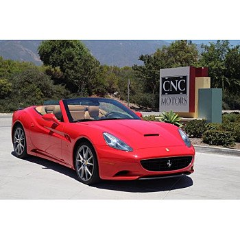 2010 Ferrari California for sale 101349021