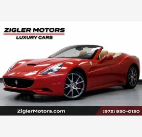 2010 Ferrari California for sale 101352801