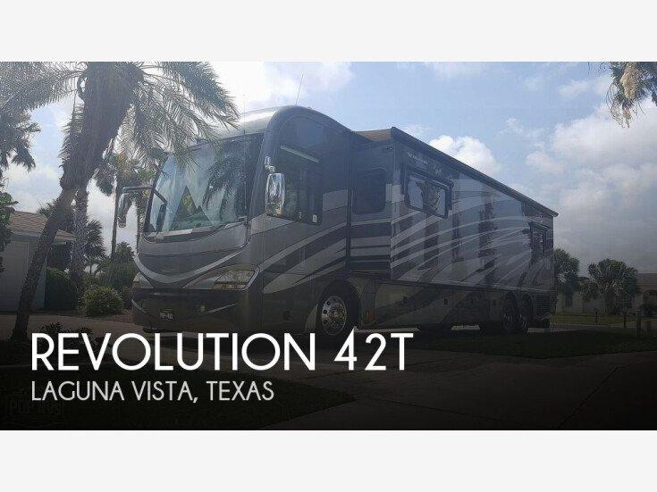2010 Fleetwood Revolution for sale 300236626