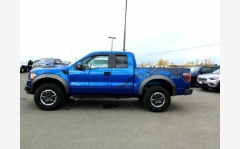 2010 Ford F150 4x4 SuperCab SVT Raptor for sale 101040766