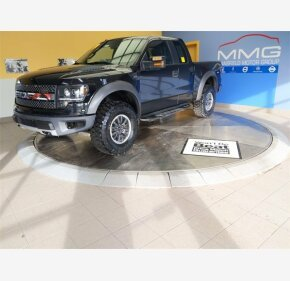 2010 Ford F150 4x4 SuperCab SVT Raptor for sale 101217889