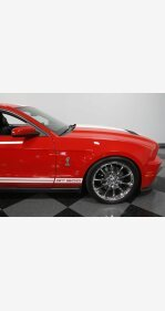 2010 Ford Mustang Shelby GT500 Coupe for sale 101446810