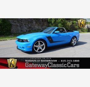 2010 Ford Mustang GT Convertible for sale 100979912