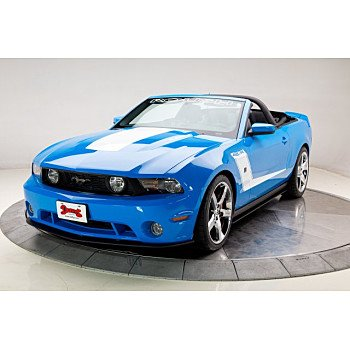 2010 Ford Mustang GT Convertible for sale 101045065