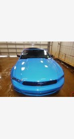 2010 Ford Mustang Convertible for sale 101057533
