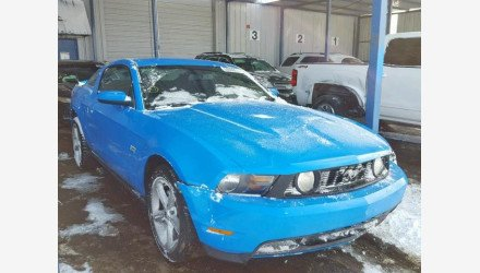 2010 Ford Mustang GT Coupe for sale 101110021