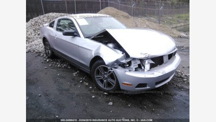 2010 Ford Mustang Coupe for sale 101110563