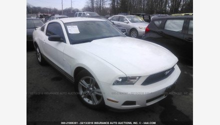 2010 Ford Mustang Coupe for sale 101110630