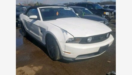 2010 Ford Mustang GT Convertible for sale 101111471
