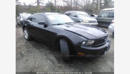 2010 Ford Mustang Coupe for sale 101112805
