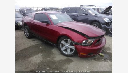 2010 Ford Mustang Coupe for sale 101112808