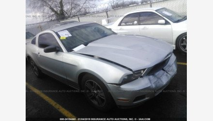 2010 Ford Mustang Coupe for sale 101122813