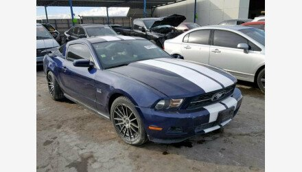 2010 Ford Mustang Coupe for sale 101123347
