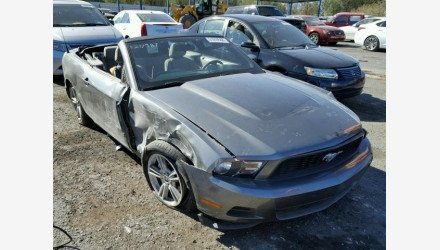 2010 Ford Mustang Convertible for sale 101123399